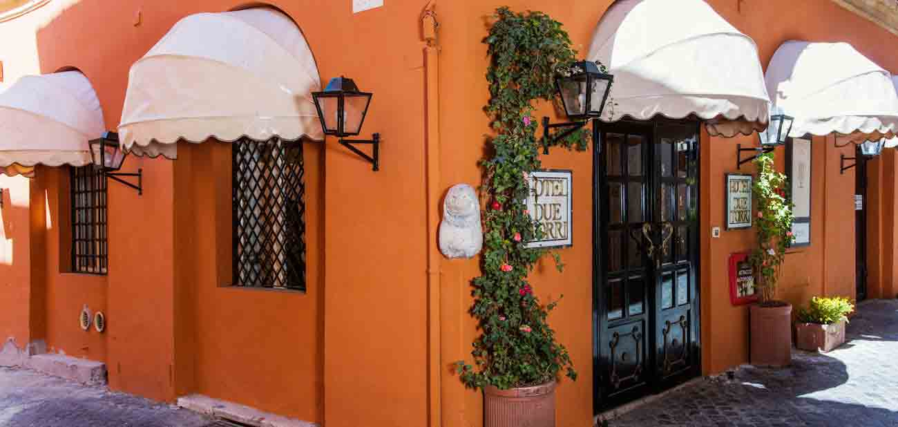 Hotel Zona San Pietro Roma